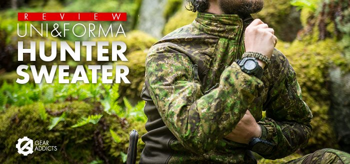 Uf Pro Hunter Sweater Gear Addicts
